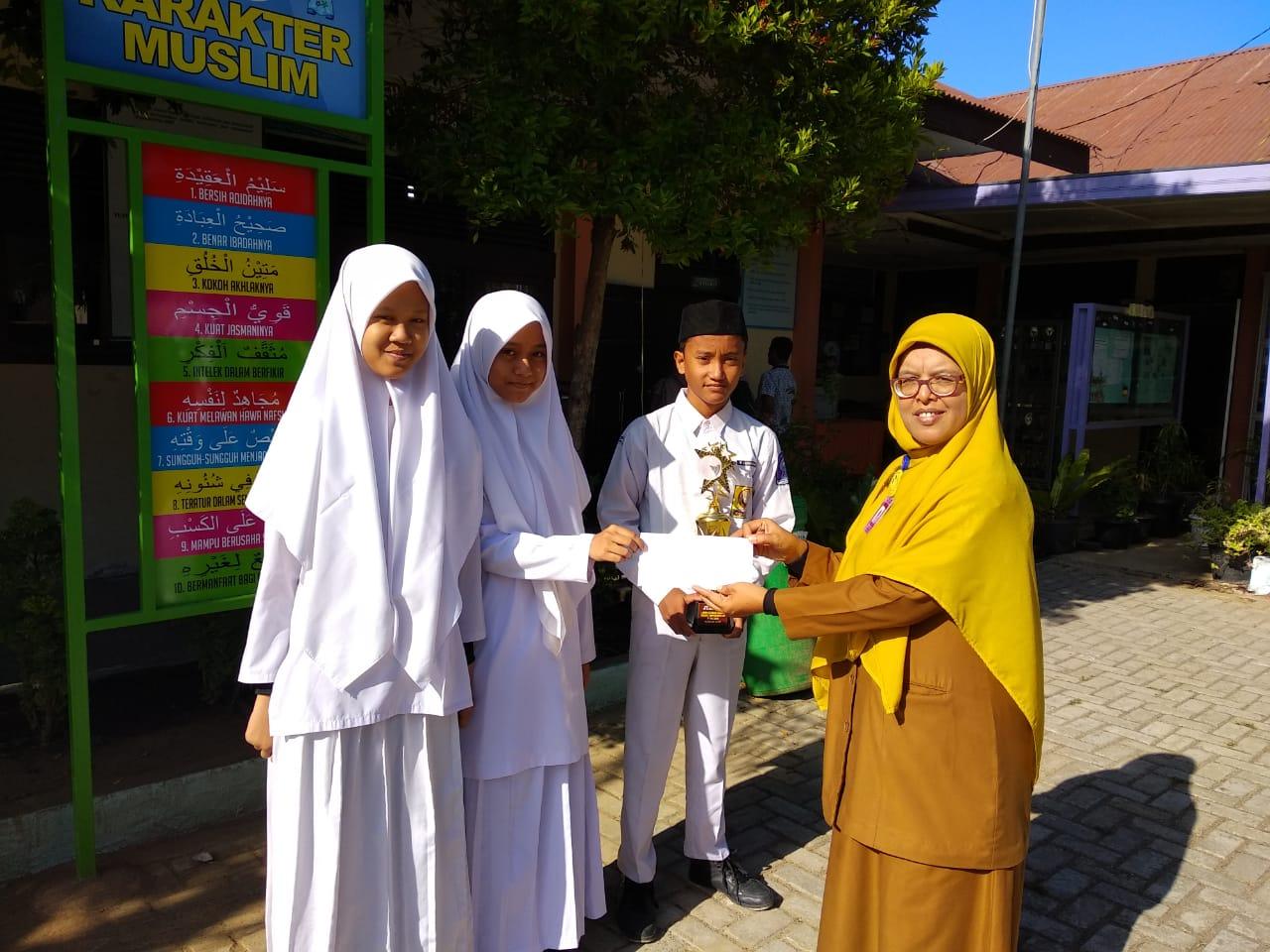 Smpit Nurul Ishlah Juara 2 Lomba Cerdas Cermat Mesium Aceh Smp It Nurul Ishlah